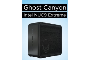 Meet the NUC 9 Extreme that can fit a mini GPU