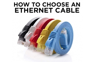 Central Computers teaches you how to choose an ethernet cable that's right for your home, business, or other needs