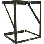 Tripp Lite SRWO8U22 SmartRack Wall Mount Open Rack Frame Cabinet Black