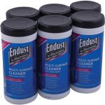 Endust LCD & Plasma Monitor Cleaner Pop-Up Wipes70ct - 6 Pack