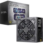 EVGA 220-G3-0850-X1 850W 80Plus Gold Certified Full Modular Power Supply