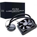 EVGA 400-HY-CL11-V1 CLC 120 CL11 Liquid CPU Cooler 1x120mm 32.1dB(A) Fan LGA 1155 11561150 1151 2011 2011-v3 2066 1366 1