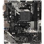 ASRock B450M-HDV R4.0 AMD B450 mATX Motherboard DDR4 CrossFireX SATA3 USB3.1 M.2