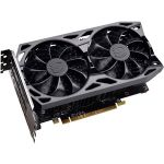 EVGA 04G-P4-1157-KR GeForce GTX 1650 XC ULTRA GAMING 4GB GDDR5 Metal Backplate