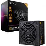 EVGA 220-GA-0650-X1 SuperNOVA GA 80 Plus Gold 650W Compact 150mm Fully Modular Power Supply
