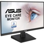Asus VA24EHE 23.8in Full HD LED LCD IPS Gaming Monitor 16:9 1920x1080 75Hz DVI-D HDMI VGA VESA Mountable Black
