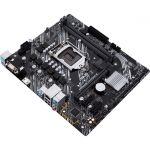 Asus PRIME H410M-E mATX Motherboard Intel 10th Gen Socket LGA 1200 DDR4 2933 (Max 64GB) 1x M.2 Slot Gigabit Ethernet Realtek