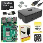 Raspberry Pi 4 8GB Starter Kit - 32GB Storage