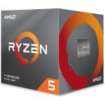AMD Ryzen 5 3600XT 3.8GHz (4.5GHz Max Boost)6 Cores 12 Threads Socket AM4 95W Processor