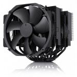 Noctua NH-D15 Chromax Black CPU Cooler LGA2066 LGA2011-0 & LGA2011-3 LGA115x (LGA1150 LGA1151 LGA1155 LGA1156)  AM2(+) AM3