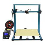Creality CR-10s 3D Printer 300 x 300 x 400mm Blue Precision: +/-0.1mmFilament Diameter:1.75mm Filament: PLA TPU CopperWood