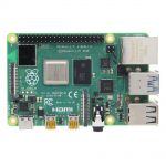 Raspberry Pi 4 Model B 8GB RAM Board
