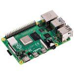 Raspberry PI4-2GB-K102-1 Pi 4 2GB Basic Kit Contains Raspberry Pi 4 2GB board Power adapter 3 heatsinks