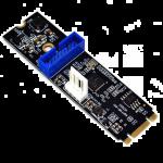 M.2 to USB 3.0 Header