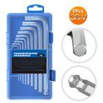 9PCS Hex Key Wrench Set