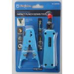 Cable Stripper and Impact Punchdown Tool Bundle