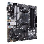 Asus PRIME B550M-A (WI-FI) ATX Motherboard Socket AM4 AMD B550 Chipset DDR4 4400MHz (Max 128GB) M.2 SATA3 Gigabit Ethernet