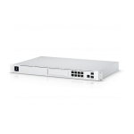 Ubiquiti UDM-PRO UniFi Dream Machine Pro 1U Rackmount 8-Port Switch 10Gbps 3.5in HDD Expansion