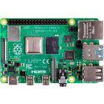 Raspberry Pi 4 Model B RPI4-MODBP-1GB 1GB DDR4 RAM  BCM2711 SoC USB 3.0 PoE Enabled