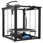 Creality3D printer Ender-5plusPrint size: 350*350*400mm.  Nozzle diameter: 0.4mm