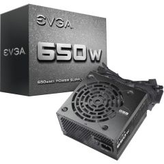 EVGA 650W 100-N1-0650-L1 12V ATX PSU