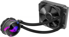 Asus ROG STRIX LC 120 RGB All-In-One Liquid CPU Cooler Aura Sync ROG 120mm Fan Black