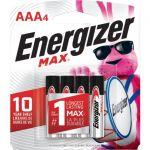 Energizer E92BP-4 EVEREADY AAA-4pk