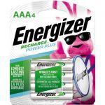 Energizer NH12BP-4 AAA 4x Nickel Metal Hydride General Purpose Rechargable Battery