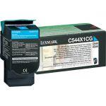 Lexmark Original Toner Cartridge - Laser - 4000 Pages - Cyan - 1 Each