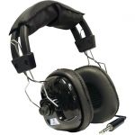 Bounty Hunter Metal Detector Binaural Headphone - Wired Connectivity - Stereo - Over-the-head