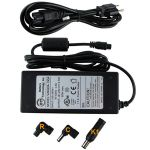BTI 90W AC Adapter - For Notebook - 90W - 4.7A - 19V DC