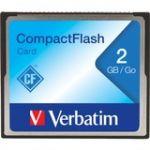Verbatim 2GB CompactFlash Memory Card - 1 Card/1 Pack