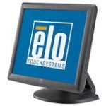 Elo 1715L Touchscreen LCD Monitor - 17in - 5-wire Resistive - 1280 x 1024 - 5:4 - Dark Gray