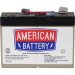 ABC Replacement Battery Cartridge #1 - Maintenance-free Lead Acid Hot-swappable