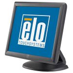 Elo 1715L Touchscreen LCD Monitor - 17in - Surface Acoustic Wave - 1280 x 1024 - 5:4 - Dark Gray