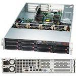 Supermicro SYS-6027R-N3RF4+ 2U Intel C606 Intel  Xeon E5-2600 Dual Socket LGA2011 24*DIMM Slots