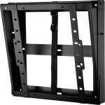 Peerless-AV DST660 Wall Mount for Media Player  Flat Panel Display  Digital Signage Display - Black - 40in to 60in Screen Support - 125 lb Load Capacity