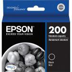 Epson DURABrite Ultra 200 Original Ink Cartridge - Inkjet - Black - 1 Each