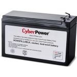 CyberPower RB1280 UPS Replacement Battery Cartridge - 8Ah - 12V DC - Maintenance-free Sealed Lead Acid
