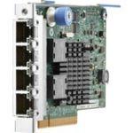 HPE Ethernet 1Gb 4-Port 366FLR Adapter - PCI Express x4 - 4 Port(s) - 4 x Network (RJ-45)