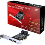 Vantec UGT-ST644R 4-Channel 6-Port SATA 6GB/S PCIeRAID Host Card