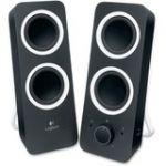 Logitech 980-000800 Z200 2.0 Speaker System 10 watts Midnight Black