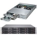 Supermicro SYS-6027PR-HTTR  2U Intel C606 Intel  Xeon E5-2600 PCI-E 1620W Black