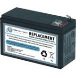 eReplacements Compatible Sealed Lead Acid Battery Replaces APC SLA35  APC RBC35  for use in APC Back-UPS BE350C  BE350G  BE350R-CN  BE350T  BE350U  BE350U-CN  BE359R - Sealed Lead Acid