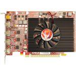 VisionTek Radeon 7750 2GB GDDR5 5M (4x HDMI  miniDP) - 5 x Monitors Supported