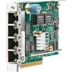 HPE Ethernet 1Gb 4-port 331FLR Adapter - PCI Express 2.0 x4 - 4 Port(s) - 4 - Twisted Pair