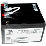 BTI Replacement Battery RBC5 for APC - UPS Battery - Lead Acid - 12 V DC - Lead Acid