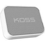 Koss BTS1 Speaker System - Wireless Speaker(s) - Portable - Battery Rechargeable - White - Bluetooth - USB