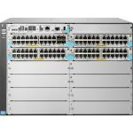 HPE 5412R 92GT PoE+/4SFP+ (No PSU) v3 zl2 Switch - 92 Ports - Manageable - 3 Layer Supported - Modular - Twisted Pair  Optical Fiber - 7U High - Rack-mountable - Lifetime Limited Warran