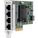 HPE Ethernet 1Gb 4-port 366T Adapter - PCI Express 2.1 x4 - 4 Port(s) - 4 - Twisted Pair